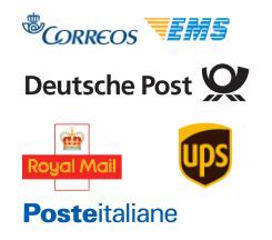 Métodos de entrega